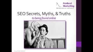 SEO Secrets Myths and Truths To Being Found Online Movie