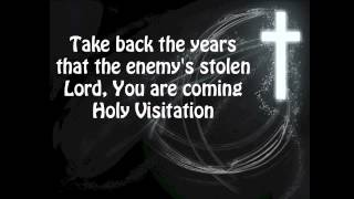 Holy Visitation Lyrics - Karen Wheaton