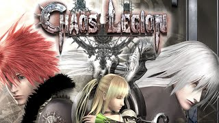 Chaos Legion (JP) Speedrun (Hard) 1:36:03 (WR)
