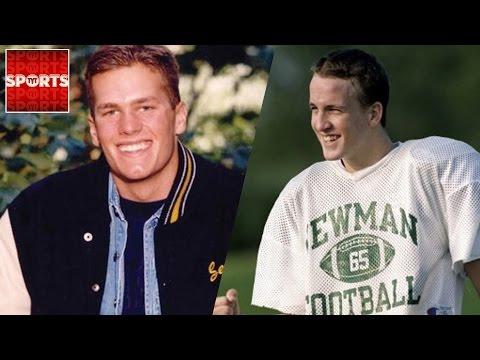 Brady vs. Manning…IN HIGH SCHOOL! [High School Highlights]