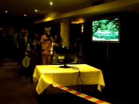 Prince of Tennis - DN Angel - Byakuya True Light - Karaoke - Animecon 2011