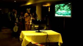 Prince of Tennis - DN Angel - Byakuya True Light - Karaoke - Animecon 2011