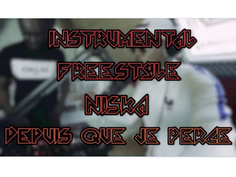 Instrumental - Freestyle Niska depuis que je perce