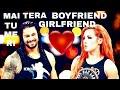 Roman reings & Becky Lynch ( Mai tera boyfriend tu meri girlfriend Song)