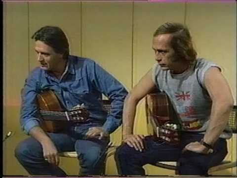 Sounds: Donnie interviewing John McLaughlin and Paco De Lucia (1982)