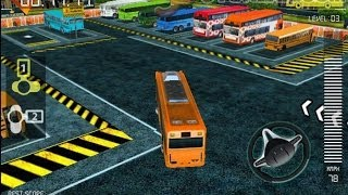 Bus Parking Games Bus Game Child Bus Game