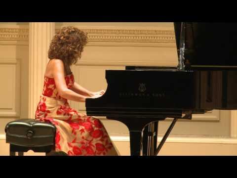 Piazzolla Tango Milonga del Angel - Cristiana Pegoraro, piano