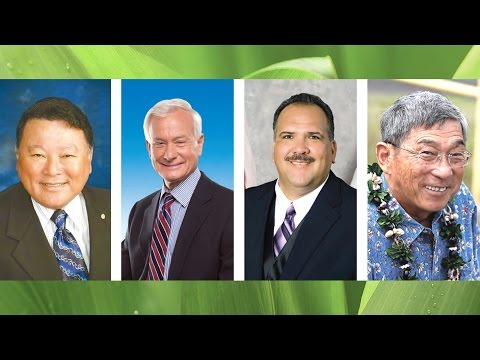 INSIGHTS ON PBS HAWAI'I: A Conversation with Our Four Mayors