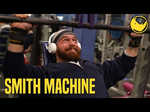 Usate la Smith Machine!