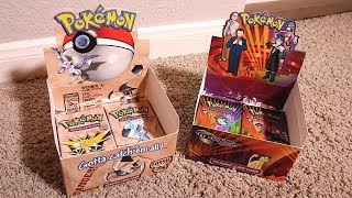 OPENING *RARE* POKEMON CARDS BOOSTER BOXES! (Part 2)
