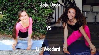 Sofie Dossi VS Lila Woodard