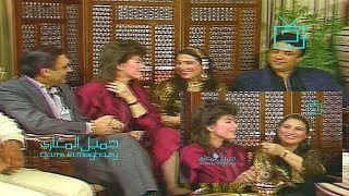 هالة فؤاد تغني هاشكيك للقاضي مع فاطمة عيد