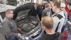 Ammattitaitojen kehittäminen autoalalla - Mikan ja Anssin Autohuolto Oy