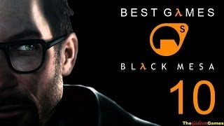 Best Games: Прохождение Black Mesa [Half-Life] (HD) - Часть 10 (Тело, какое тело?)