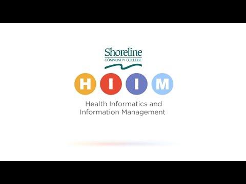 Study Health Informatics & Information Management at Shoreline Community College