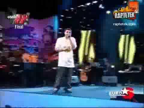 Sansar Salvo & Mafsal - 180 Km Rapstar Live - Raptetek.Com