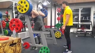 Присед 170 кг на раз 05 02 2016