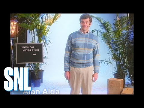 Jurassic Park Auditions - SNL
