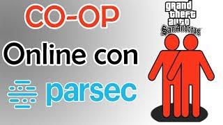 Cómo jugar en línea el modo 2 jugadores de GTA San Andreas | Parsec Gaming
