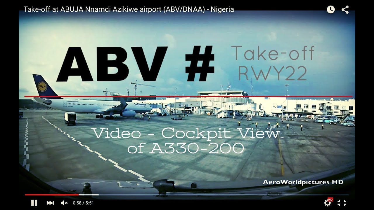 List of International Airports in Nigeria and Their Locations