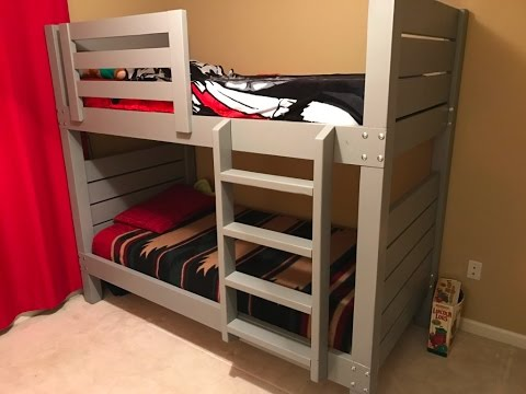 Bunk Bed Build (full)