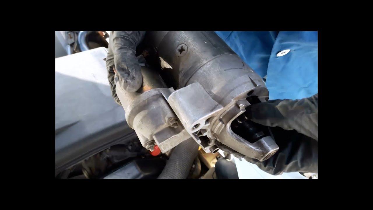 marş motoru bakımı onarımı - youtube