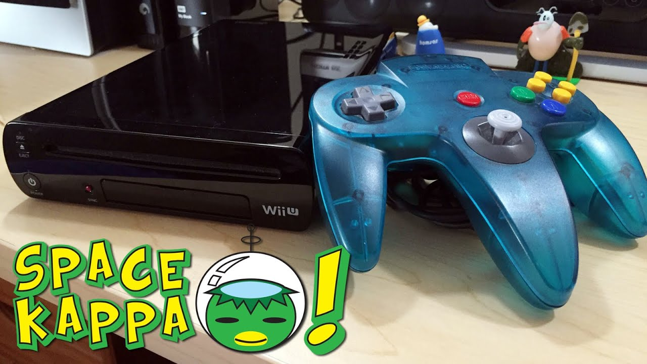 Use Your Nintendo 64 Controller on Your Wii U! - SpaceKappa