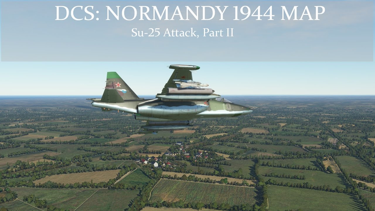 Dcs normandy 1944 map su 25 attack part ii youtube dcs normandy 1944 map su 25 attack part ii gumiabroncs Image collections