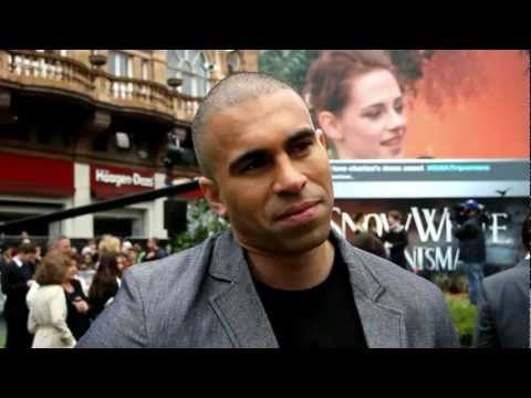 Snow White and the Huntsman World Premiere Interview - Joey Ansah