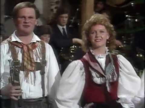Jaklinger Buam mit Elvira  Ein fest der musikanten 1986