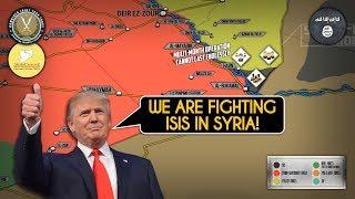 16 ноября 2018. Военная обстановка в Сирии. Посол США в Сирии обвинил Асада в создании ИГИЛ.