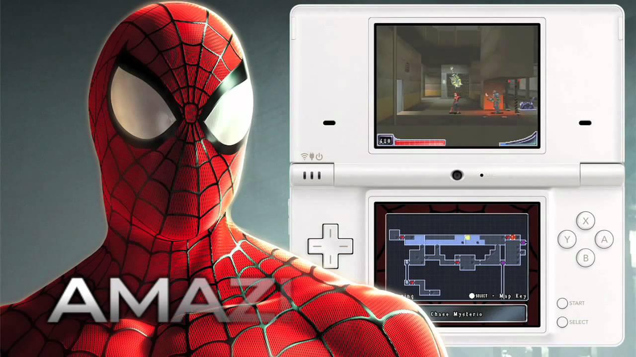 Spider Man Shattered Dimensions Ds Trailer