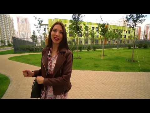 обзор района в подмосковье град московский