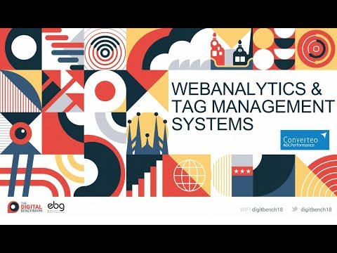 COMPARING WEBANALYTICS & TAG MANAGEMENT SYSTEMS