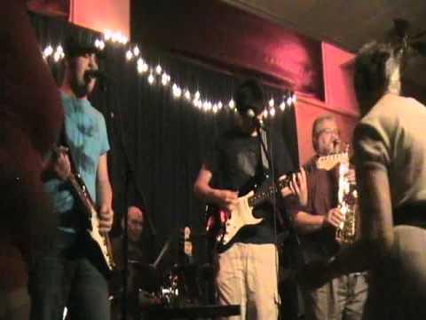 LONDON MUSIC CLUB BLUES NIGHT LONDON ONTARIO  MAY 2012