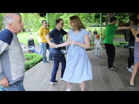 Stephen's Green Swing Picnic, August 16th 2014