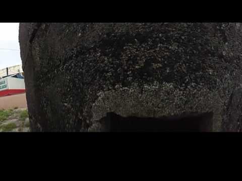 【3D VR動画】イギリス軍塹壕跡・内部(Part of inside British Pillbox at Kota Bharu)(マレーシア・コタバル市)
