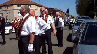 Apprentice Boys of Derry May Rally 22nd May 2010 Part 4