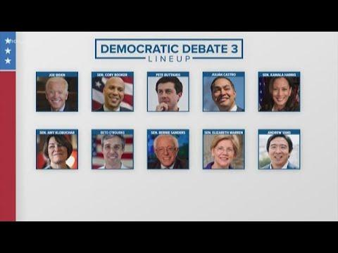 Rush Block: Final preps for Democratic debate at Texas Southern University