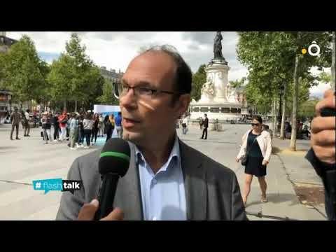 Harcèlement scolaire, Luc Mathis sur France TV