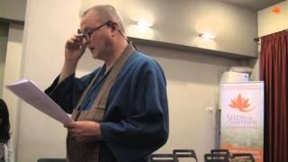 Weekend ZEN sustinut de Guy taï shin RIVOALLAN aprilie 2014