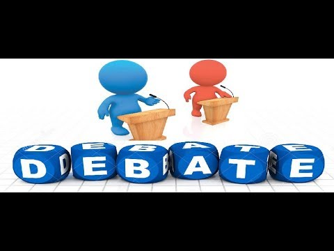 The Debate Show! Only Call If U Have A Different Opinion Or Question! 213-943-3362