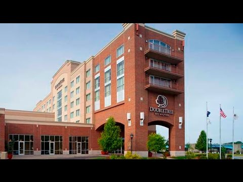 Doubletree By Hilton Bay City Riverfront 3 Stars Hotel In Michigan