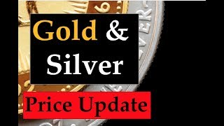 Gold & Silver Price Update - March 20, 2019 + Federal Reserve Not All Powerful