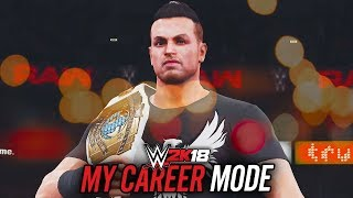 WWE 2K18 My Career Mode - Ep 29 - THE CHAMP IS HERE!!