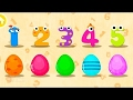 Magic Numbers 1 to 10 (BabyBus)   123 Learning Kids Games
