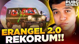 YENİ HARİTA YENİ REKOR!! (ÜZÜCÜ SON) | PUBG Mobile Erangel 2.0 Gameplay