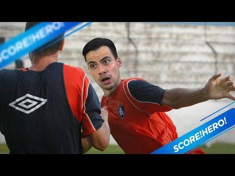 CHEGAMOS CAUSANDO BRIGA !!! - Score! Hero #05