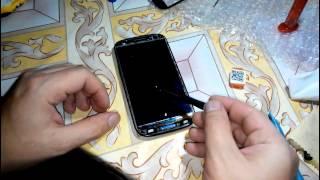 Полная замена стекла на сенсорном телефоне SAMSUNG Galaxy S III(В этом видео от А до Я показано как я заменил защитное стекло на своем SAMSUNG Galaxy S III. какие есть подводные..., 2014-11-13T23:49:41.000Z)