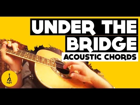 Under the bridge chord